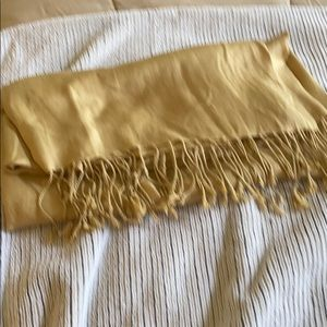 Tan/Beige Yellow Wrap